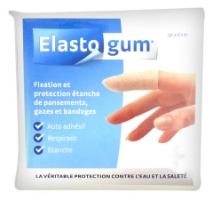 Elastogum Fixation et Protection 50 x 6 cm
