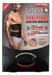 Lytess Cosmétotextile Sculpting Slimming Belt Men