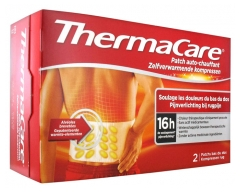 ThermaCare Warming Patch 16hrs Lower Back 2 Patches