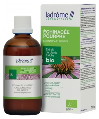 Ladrôme Organic Fresh Plant Extract Purple Echinacea 10ml