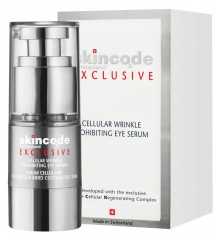 Skincode Exclusive Cellular Wrinkle Prohibitor Eye Contour Serum 15 ml