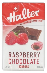 Halter Sweets Sugars Free Raspberry Chocolate 36g