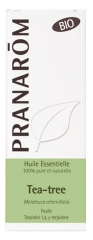 Pranarôm Bio Essential Oil Tea-Tree (Melaleuca alternifolia) 10 ml