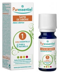 Puressentiel Essential Oil Siberian Fir 10ml