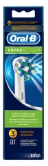 Oral-B CrossAction 3 Brushes