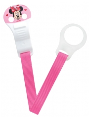 Dodie Disney Baby Ribbon Soother Clip