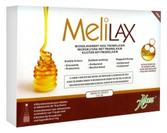 Aboca Melilax 6 Micro Enemas for Adults and Teenagers