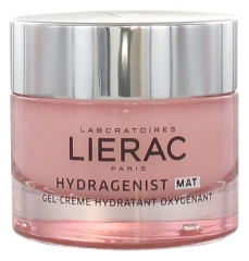 Lierac Hydragenist Moisturizing Cream-Gel Oxygenating Replumping 50ml