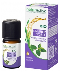 Naturactive Organic Essential Oil Noble Laurel 5ml