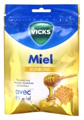 Vicks Honey Candies 72g