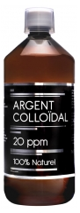 Nutrivie Argent Colloïdal 20 ppm 100% Naturel 1 L
