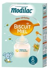 Modilac Honey Biscuit from 6 Months to 3 Years 300g