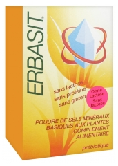 Biosana Erbasit Powder of Basic Mineral Salts of Plants Lactose Free 240g