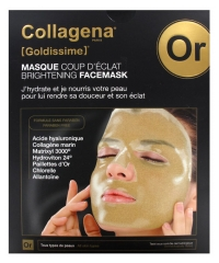 Collagena Goldissime Masque Coup d'Éclat 5 Masques