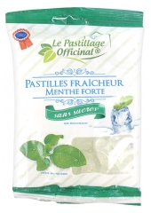 Estipharm Le Pastillage Officinal Strong Mint Freshness Lozenges 80g