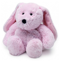 Soframar Cozy Peluches Bouillotte Lapin Rose