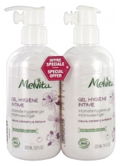 Melvita Intimate Hygiene Gel 2 x 225ml