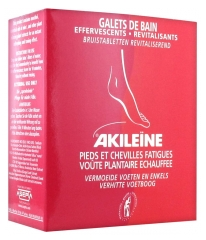 Akileïne Revitalizing Foot Bath 6 Tablets