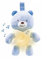 Chicco First Dreams Nightlight Bear Cub 0 Month and +