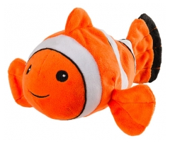 Soframar Cozy Junior Cuddly Toys Warmer Clown Fish