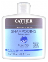 Cattier Anti-Dandruff Willow Bark Shampoo 250ml