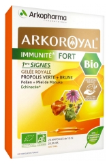 Arkopharma Arko Royal Organic Strong Immunity 1st Signs