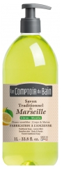 Le Comptoir du Bain Lemon-Mint Marseille Traditional Soap 1 L