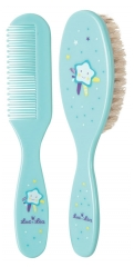 Luc et Léa Brush and Comb Set
