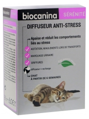 Biocanina Diffuseur Anti-Stress Chat 45 ml