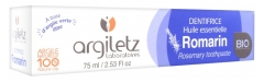Argiletz Rosemary Toothpaste 75ml