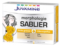 Juvamine Morphology Hourglass 60 Tablets