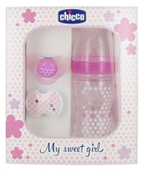 Chicco Set My Sweet Girl 0 Month and Over
