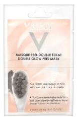 Vichy Double Glow Peel Mask 2 x 6ml