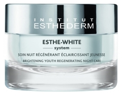 Institut Esthederm Esthe-White System Brightening Youth Regenerating Night Care 50ml