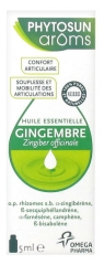 Phytosun Arôms Gingembre (Zingiber officinale) 5 ml