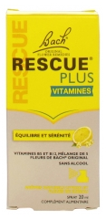 Rescue Plus Vitaminas Spray 20 ml