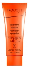 Rougj AttivaBronz + 40% Intesifying Tanning Cream 100ml