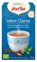 Yogi Tea Ideas Claras 17 Sobres