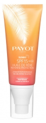 Payot Sunny Huile de Rêve The Sublimating Tan Effect Body and Hair SPF15 100ml