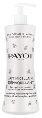 Payot Les Démaquillantes Lait Micellaire Démaquillant Comforting Moisturising Cleansing Micellar Milk with Raspberry Extracts 400ml
