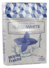 Superwhite Sugar-Free Mint Chewing-Gum 23g