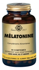 Solgar Melatonin 1 mg 60 Tabletten