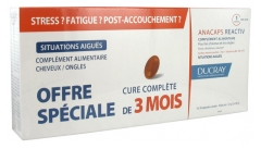 Ducray Anacaps Reactiv Acute Situations 3 x 30 Capsules