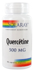 Solaray Quercetin 500mg 90 Vegetable Gel-Caps