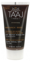 Taaj Abhyanga Body Oil and Sugar Scrub 150ml