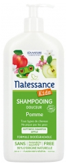 Natessance Kids Organic Gentle Shampoo Apple 500ml