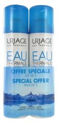 Uriage Agua Termal de Uriage Lote de 2 x 300 ml