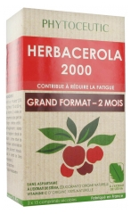 Phytoceutic Herbacerola 2000 2 x 15 Tabletas
