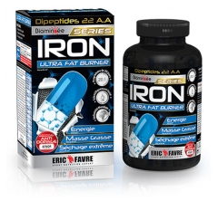 Eric Favre Iron Ultra Fat Burner 120 Gélules