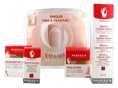 Mavala La Solution Ongles Fins et Fragiles